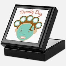 Beauty Day Keepsake Box