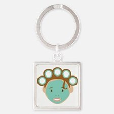 Beauty Treatment Keychains