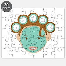 Beauty Treatment Puzzle