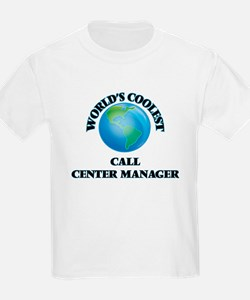 Call Center Manager T-Shirt