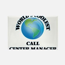 Call Center Manager Magnets