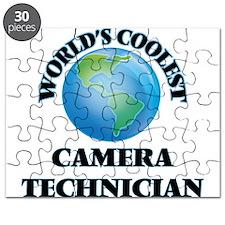 Camera Technician Puzzle