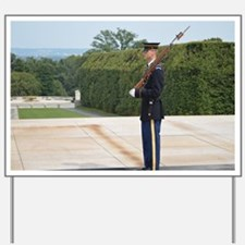 Tomb of the Unknown Soldier Yard Sign
