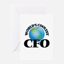 Cfo Greeting Cards