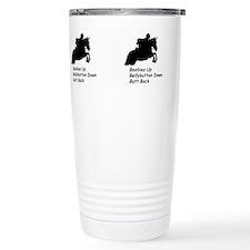 Funny Horse jumping Travel Mug