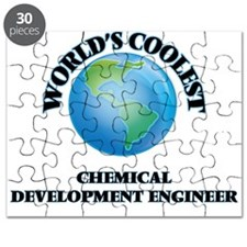 Chemical Development Engineer Puzzle