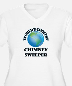 Chimney Sweeper Plus Size T-Shirt