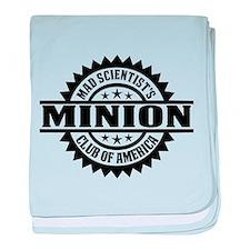MSC: Minion baby blanket