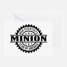 MSC: Minion Greeting Card