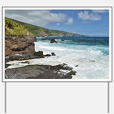 Maui Yard Sign