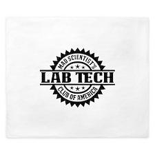 MSC: Lab Tech King Duvet