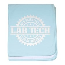 MSC: Lab Tech baby blanket
