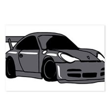 Fast Car Postcards (Package of 8)