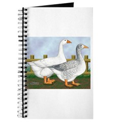 Barnyard Geese Journal