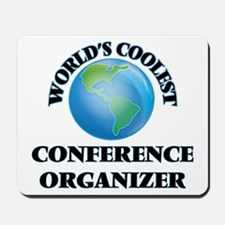Conference Organizer Mousepad