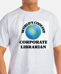 Corporate Librarian T-Shirt