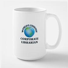 Corporate Librarian Mugs
