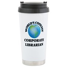 Corporate Librarian Travel Mug