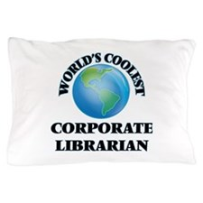 Corporate Librarian Pillow Case