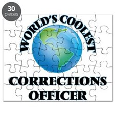 Corrections Officer Puzzle