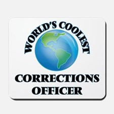 Corrections Officer Mousepad