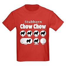 Stubborn Chow v2 T