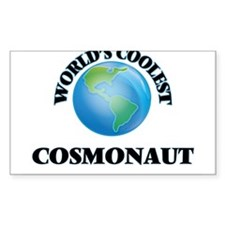 Cosmonaut Decal