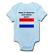 Made In America With Dutch Parts Body Suit