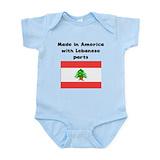 Lebanese Bodysuits