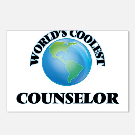 Counselor Postcards (Package of 8)
