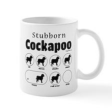 Stubborn Cockapoo v2 Mug