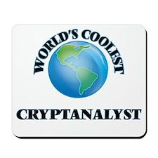 Cryptanalyst Mousepad