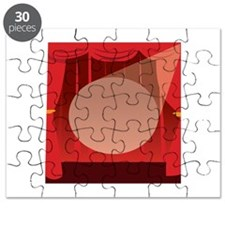 Stage Light Puzzle