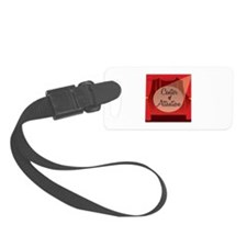 Center Of Attention Luggage Tag