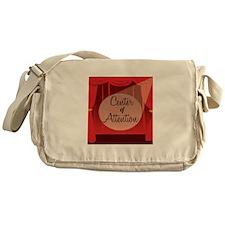 Center Of Attention Messenger Bag