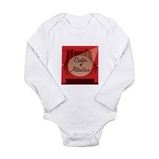 Center Of Attention Body Suit