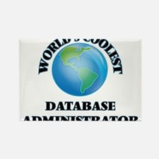 Database Administrator Magnets