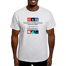 Republicans Swept, Democrats Wept T-Shirt