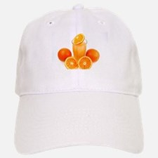 Orange juice Baseball Baseball Baseball Cap