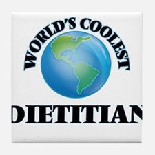 Dietitian Tile Coaster