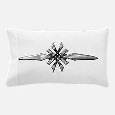 Double Dagger Pillow Case