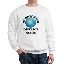 District Nurse Sweatshirt