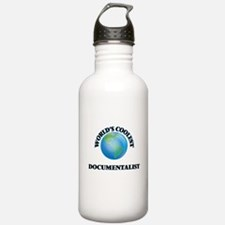 Documentalist Water Bottle