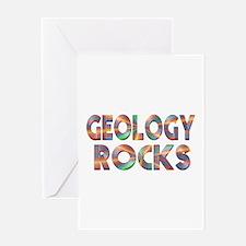 Geology Rocks Greeting Card