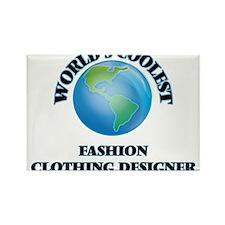 Fashion Clothing Designer Magnets