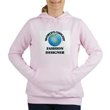 Fashion Designer Women's Hooded Sweatshirt