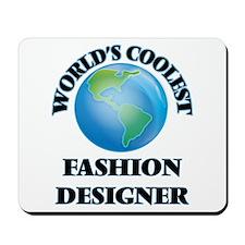 Fashion Designer Mousepad
