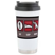Funny League Travel Mug