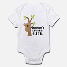 Granmom's Little Cub Infant Bodysuit