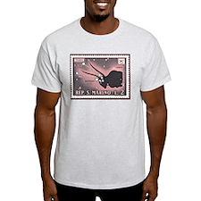 Taurus the B Grey Astronomy T-Shirt Christmas gift